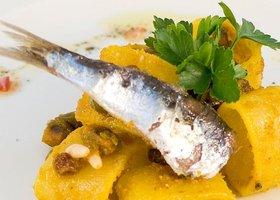Paste cu sardine