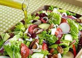 Secretul salatelor cu gust desavarsit