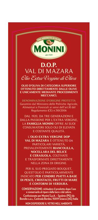 D.O.P. Val di Mazara